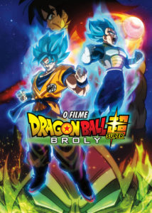 Dragon Ball Super: Broly Dublado gratis BluRay gratuito