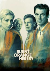 The Burnt Orange Heresy Legendado online FullHD